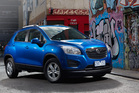 Holden Trax LS, which is for sale for $32,990 and is available from mid-September here, has also just gained a five-star Ancap rating.