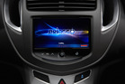 The new Holden Trax compact SUV has BringGo, a new navigation system running off smart phones.