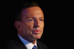 Opposition Leader Tony Abbott. Photo / Getty Images