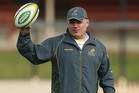 Ewen McKenzie is bringing a new playbook to his coaching role. Photo / Getty Images
