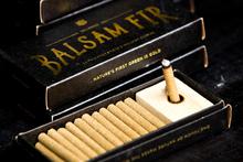 Balsam fir incense.