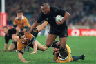 Jonah Lomu was the giant strike weapon feared by opponents in his prime. Photo / Getty Images