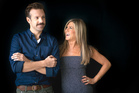 Jason Sudeikis and Jennifer Aniston star in 'We're the Millers'. Photo / AP