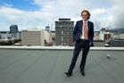 Roger Sutton, chief executive of the Canterbury Earthquake Recovery Authority. Photo / Simon Baker