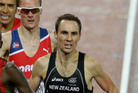 New Zealand 1500m runner Nick Willis. Photo / Brett Phibbs