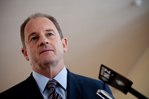 Labour leader David Shearer. Photo /  Dean Purcell