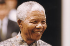 Nelson Mandela is reportedly making a 'slow but stead' progress with his health.
