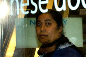 Leva-i-Fangalupe Fono must do 300 hours of community service and pay her victim $500. Photo / Brett Phibbs