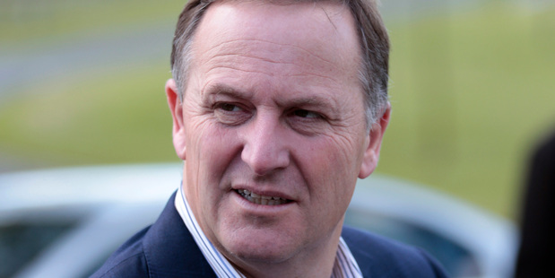 """Prime Minister John Key said last night it was important that the powers of those undertaking the inquiry were """"absolutely spelled out"""". Photo / Michael Craig"""