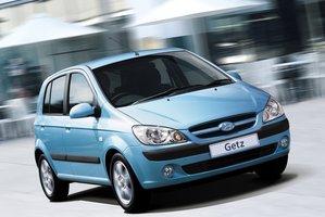 Hyundai Getz. Photo / Supplied