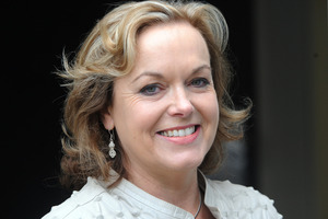Judith Collins. File photo / APN