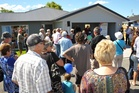 House auctions have attracted plenty of interest in a market short on supply. Photo / APN