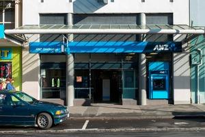 ANZ Bank.