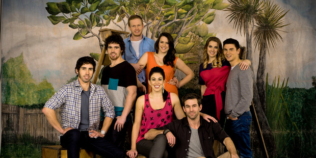 The contestants on DIY series The Block have 10 weeks to renovate four houses.