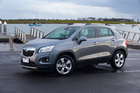 Two models of Holden's small Trax SUV are set to hit the New Zealand market.