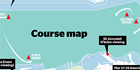 America's Cup course map