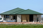 The Government is hoping changes it is making will help make it cheaper to build new homes. Photo / Hawkes Bay Today