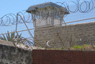 A watch tower at Fremantle Jail. Photo / Jill Worrall