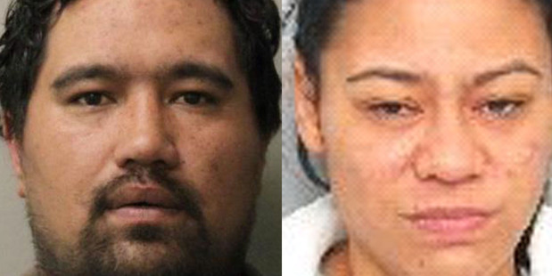 Phillip Layton Edwards, left, is believed to be in the company of 25 year-old Maryanne Nahi.