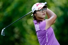 Lydia Ko is aiming for a top 10 finish when she plays in the CN Canadian Open this week. Photo / AP