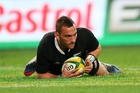 Aaron Cruden will carry the confidence of 20 points at Sydney into Bledisloe Cup II this weekend. Photo / Getty Images