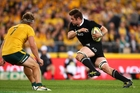 Richie McCaw staged an impressive return to test rugby despite a rusty start. Photo / Getty Images