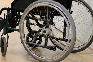 The wheelchair technician denied claims he bad-mouthed senior management. Photo / Thinkstock