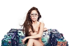 High-concept pop maverick, Lady Gaga.