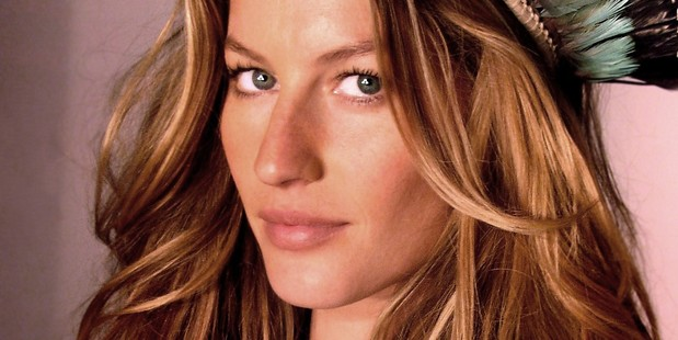 Gisele Bundchen has been named the highest paid model in the world. Photo / Lili Ferraz - Creative Commons