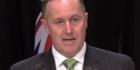 Watch: John Key defends GCSB Bill