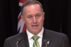 John Key answers journalists questions regarding the GCSB Bill and the GCSB Bill protest meeting in Auckland.