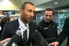 All Blacks coach Steve Hansen doesn't boo Quade Cooper and he doesn't see why the New Zealand rugby public continues to do so. Ewen McKenzie thinks the NZ public should move on , and the man himself Quade Cooper can't stop them.
