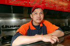 Chef Diyin Zhong was among staff abused by Collins. Photo / Hagen Hopkins