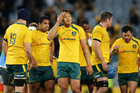 This is not a bad Wallaby team, but it was a bad performance, says Slack. Photo / Getty Images