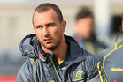 The arch-villain of our arch-rivals Quade Cooper thrives in the name-calling cauldron of test rugby. Picture / Getty Images