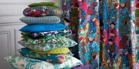 Textiles from from Atelier.