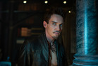 Jonathan Rhys Meyers in The Mortal Instruments: City of Bones.