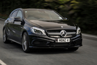 Mercedes-Benz A45 AMG. Photo / Ted Baghurst