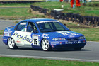 Paul Radisich in his '93 Monza-winning World Cup Ford Mondeo. Photo / Supplied