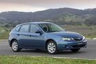 2008 Subaru Impreza R. Photos / Supplied