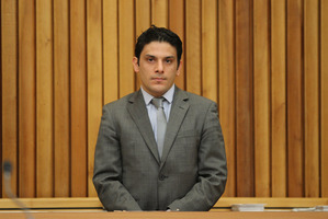 Drink-driving doctor Mustafa Sabanli was sentenced in Tauranga District Court yesterday.