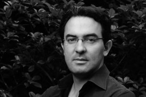 Writer Juan Gabriel Vasquez.