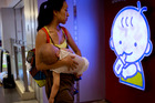 Yet another milk product problem discovered in China will place further stress on the export market. Photo / AP