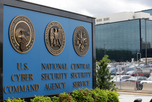 National Security Agency (NSA) campus in Fort Meade, Maryland. Photo / AP