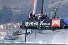 Emirates Team New Zealand.