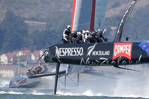 Emirates Team New Zealand.