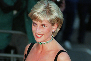 Princess Diana. Photo / AP