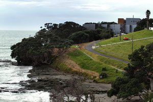 Student Yue Gui was last seen at the Auckland University's Leigh Marine Reserve Laboratory.