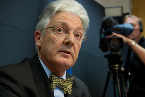 Peter Dunne . Photo / Mark Mitchell