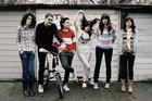 Brazilian band CSS.